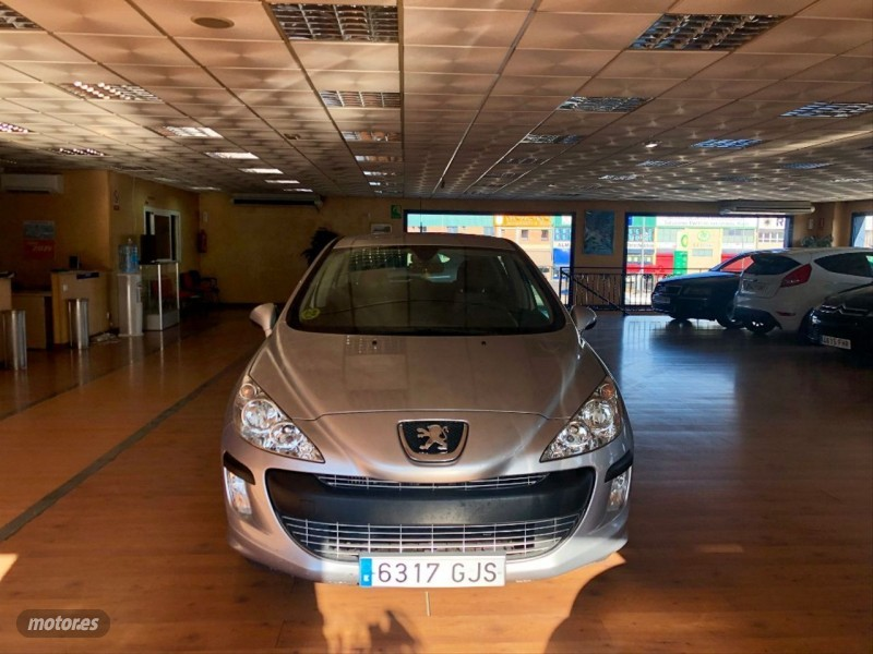 Peugeot 308 Confort 1 6 Hdi 90 5p   U2013 Taller Mecanico En